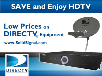 Save on DIRECTV Equipment