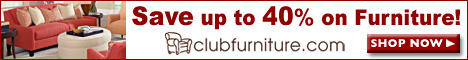 Save Up To 40% On Furniture At ClubFurniture.com!