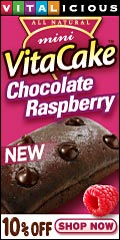 10% Off New Banana Choco Chip VitaTops