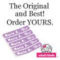 Mabel's Labels Original Sticky Labels