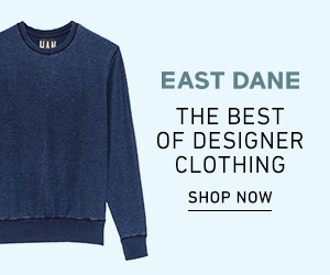 East Dane | The Best of Designer Clothing