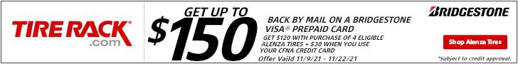 Kumho Get Up to $100 Back