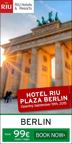 RIU - Hotel Riu Plaza Berlin
