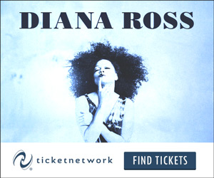 Diana Ross Tickets