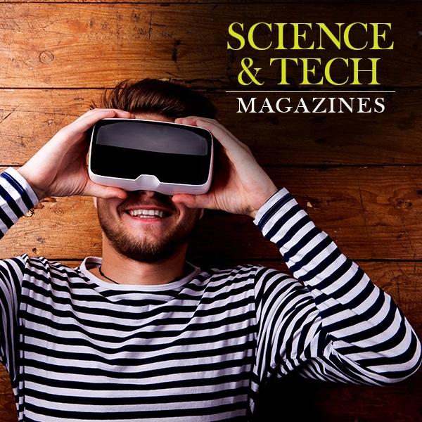 Science & Tech Magazines