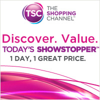 Shopping channel daily discount special