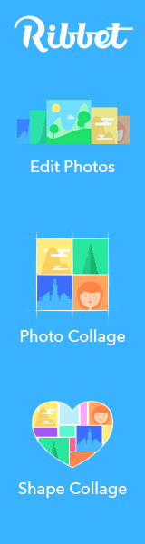 Beautiful Photo Collages with Ribbet's fun and easy online collage maker