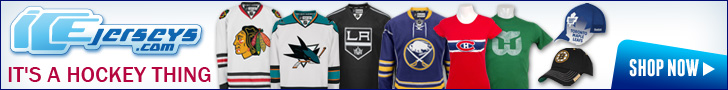 Ice Jerseys - it is a hockey thing