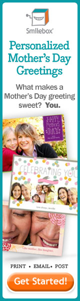 Personalized Mother's Day greetings from Smilebox.