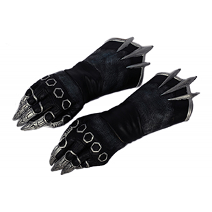Black Panther Claw Gloves $19.9 Shipped