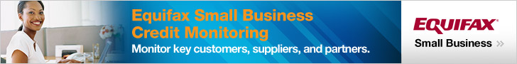 Get Peace of Mind with Business Credit Monitoring!