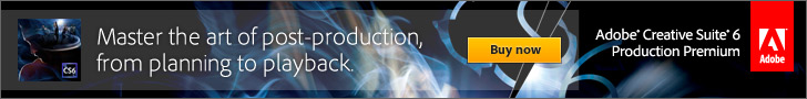 Adobe Production Premium CS5.5