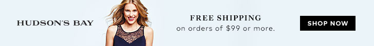 Free shipping on orders of $99 or more at TheBay.com