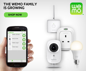 WeMo Family of Home Automation Products is Growing - Belkin