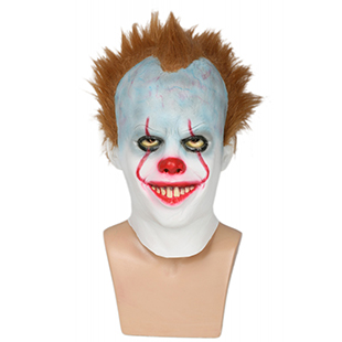 Pennywise Latex Mask $19 Shipped