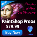 Learn more about Corel Paint Shop Pro Photo X2