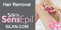 Silk'n SensEpil - Skin Care, Skin Care Brands, Skin Care Products, Women's Skin Care, Men's Skin Care, Organic Skin Care, Natural Skincare Products