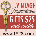 Vintage Style Jewelry Under $25 at 1928.com!