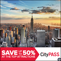 Save up to 50% at top attractions!
