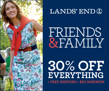 Lands' End F&F Event