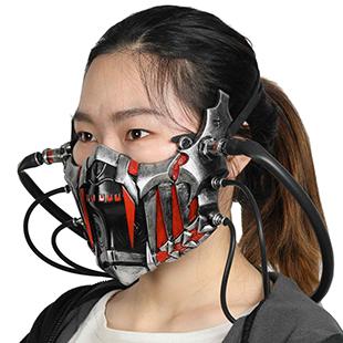 Code Vein Game Mia Karnstein Mask $25 Shipped