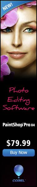 Corel® Paint Shop Pro® Photo X2 Ultimate