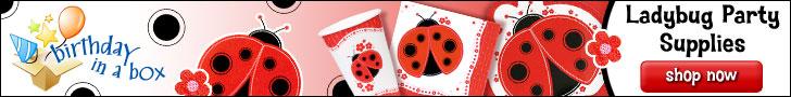 Ladybug 728x90
