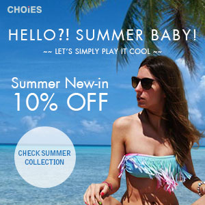 Summer New-in 10% Off