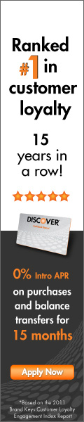Discover® Open Road Card
