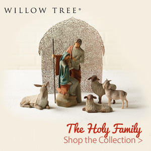Willow Tree Holy Family sets