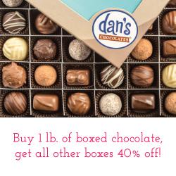Amazing Chocolates