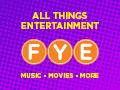 FYE All Things Entertainment