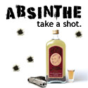 Take a shot of Absinthe