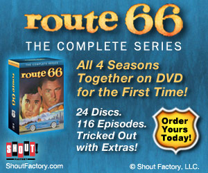 Route 66: The Complete Series DVD
