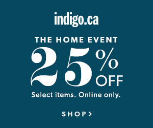 The Home Event: 25% off select items