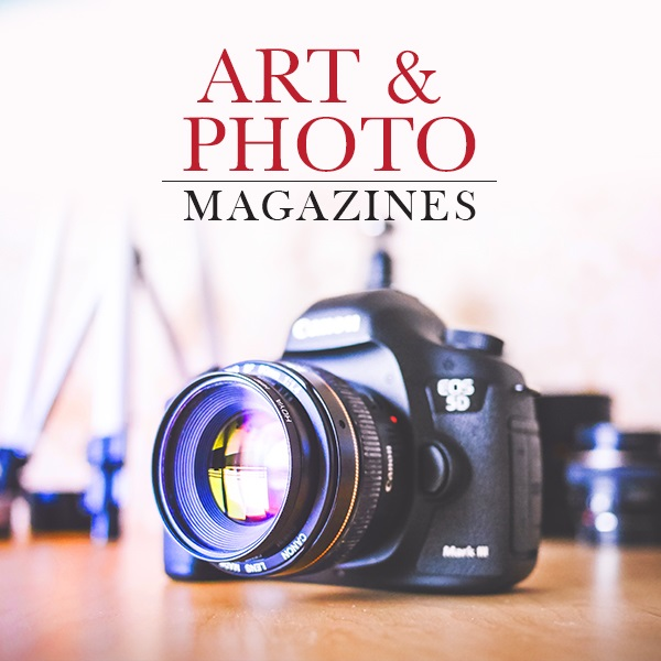 EVERGREEN: Art & Photo Magazines