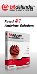 Bitdefender rated #1 Antivirus Solutions