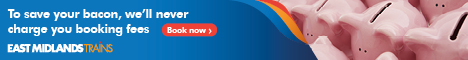 East Midlands Trains - Book Now