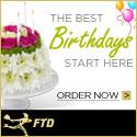 The Best Birthdays Start Here at FTD