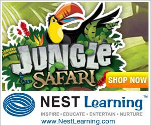 Jungle Safari VBS at NestLearning.com