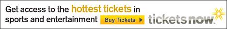 Premium tickets at TicketsNow