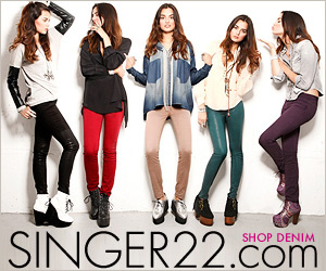 Shop SINGER22 Denim