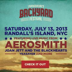 LivingSocial's Backyard Festival!