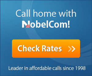 Nobelcom phone cards