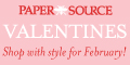 Free Shipping from Paper Source