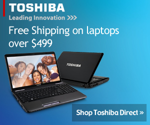 Toshiba Direct Medium Rectangle