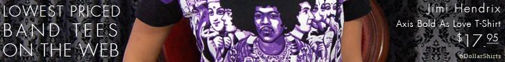 Jimi Hendrix Axis Bold As Love $17.95!