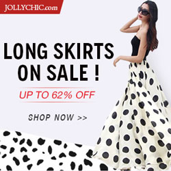 300x250 Long Skirts on Sale - Ends June 30th