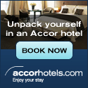 Unpack yourself in a Accor Hotel. With a choice of 31 hotels across New Zealand and Fiji. It's easy to find one to suit you and your budget. - Earn 1 point per $1