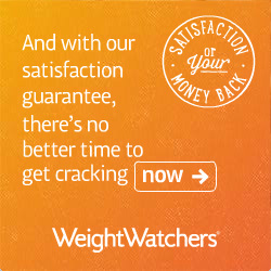 Start losing weight today with WeightWatchers®.
